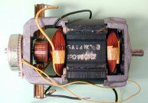 GA349 220V 50Hz villanymotor