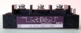 CC75R1200  MG75Q2YK1 tranzisztor modul